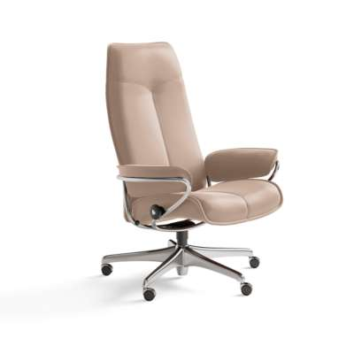 Picture for Stressless City High-Back Office Chair by Ekornes