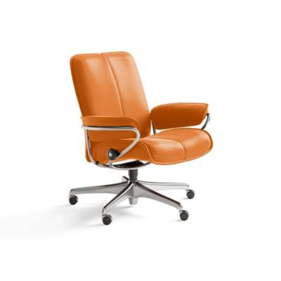 Picture for Stressless City Low-Back Office Chair by Ekornes