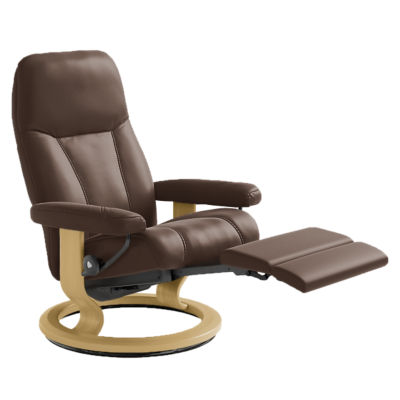 Picture of Stressless Consul Chair Medium with LegComfort Base by Ekornes