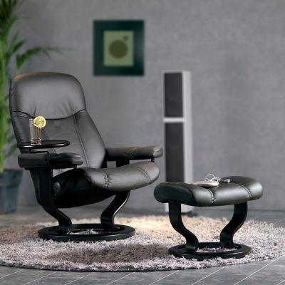Stressless Consul Chair Medium and Ottoman Stressless Chairs