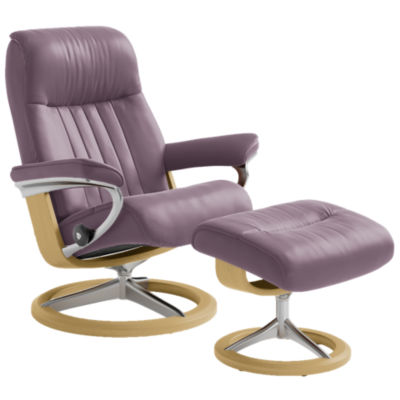 Picture of Stressless Crown Chair Large with Signature Base by Ekornes