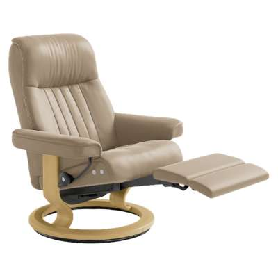 Picture for Stressless Crown Chair Large with LegComfort Base by Ekornes