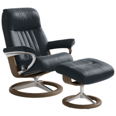 Stressless Crown Chair Medium With Signature Base Smart