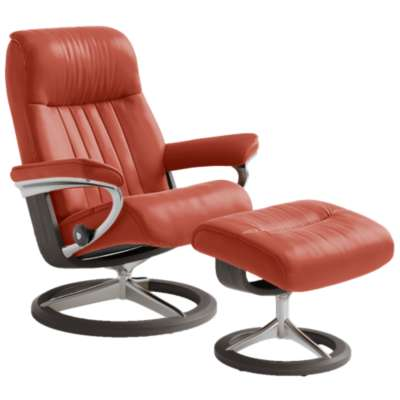 Picture for Stressless Crown Chair Medium with Signature Base by Ekornes