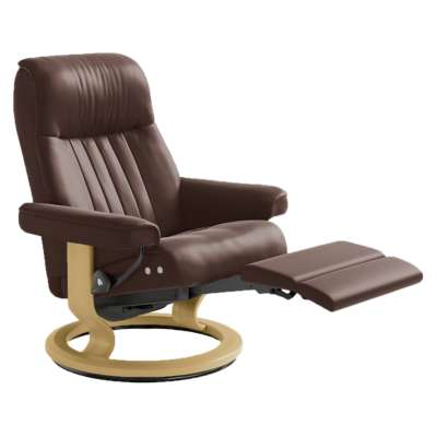 Picture for Stressless Crown Chair Medium with LegComfort Base by Ekornes