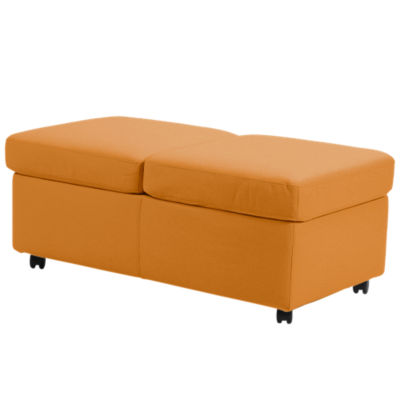 STDBLOTTOMN-03-CORI TAN: Customized Item of Stressless Double Ottoman by Ekornes (STDBLOTTOMN)