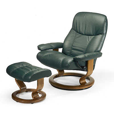 Picture of Stressless Diplomat Chair, Fabric