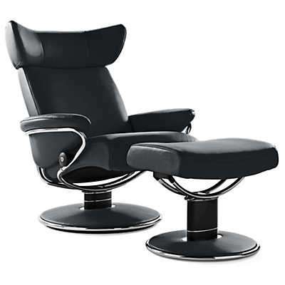 ekornes stressless jazz chair medium smart furniture. Black Bedroom Furniture Sets. Home Design Ideas
