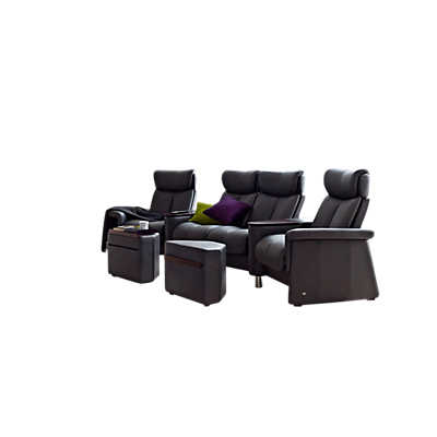 Picture of Legend Home Theater Seating by Ekornes