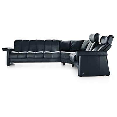 stressless legend sectional by ekornes smart furniture. Black Bedroom Furniture Sets. Home Design Ideas