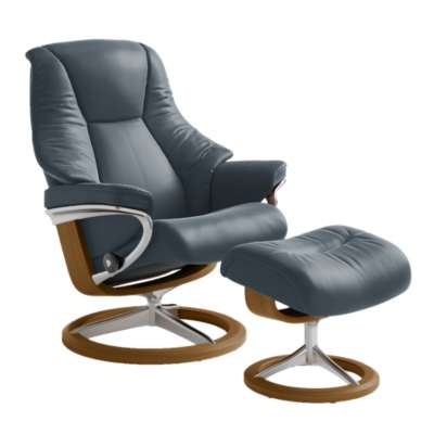 Picture for Stressless Live Chair Medium with Signature Base by Ekornes