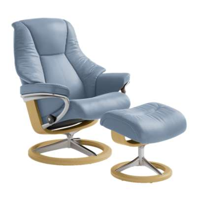 Picture for Stressless Live Chair Small with Signature Base by Ekornes