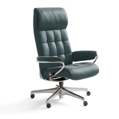 Picture for Stressless London High-Back Office Chair by Ekornes