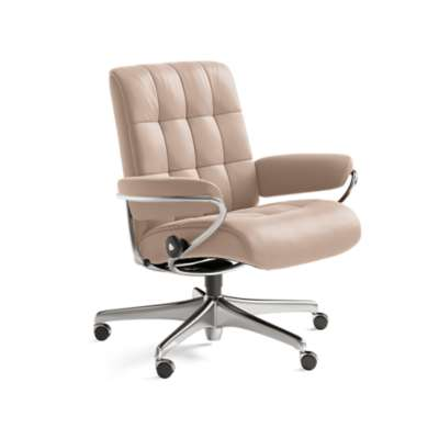 Picture for Stressless London Low-Back Office Chair by Ekornes
