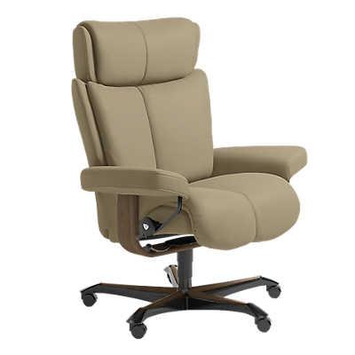 ekornes stressless magic office chair | smart furniture
