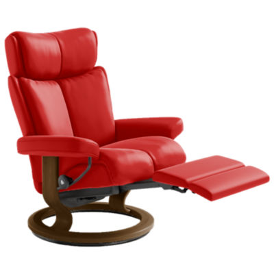 Picture of Stressless Magic Chair Large with LegComfort Base by Ekornes