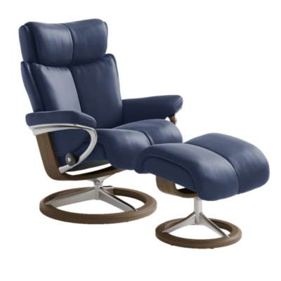 Picture for Stressless Magic Chair Medium with Signature Base by Ekornes