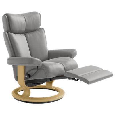 Picture of Stressless Magic Chair Medium with LegComfort Base by Ekornes