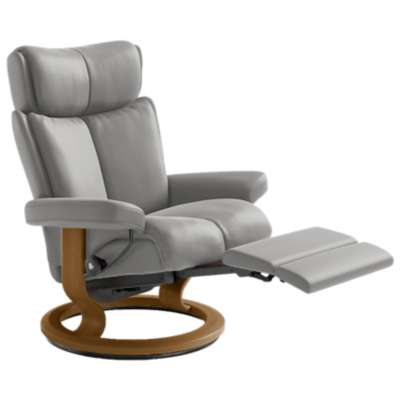 Picture for Stressless Magic Chair Medium with LegComfort Base by Ekornes