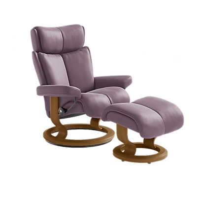Picture of Stressless Magic Chair Small with Classic Base by Ekornes