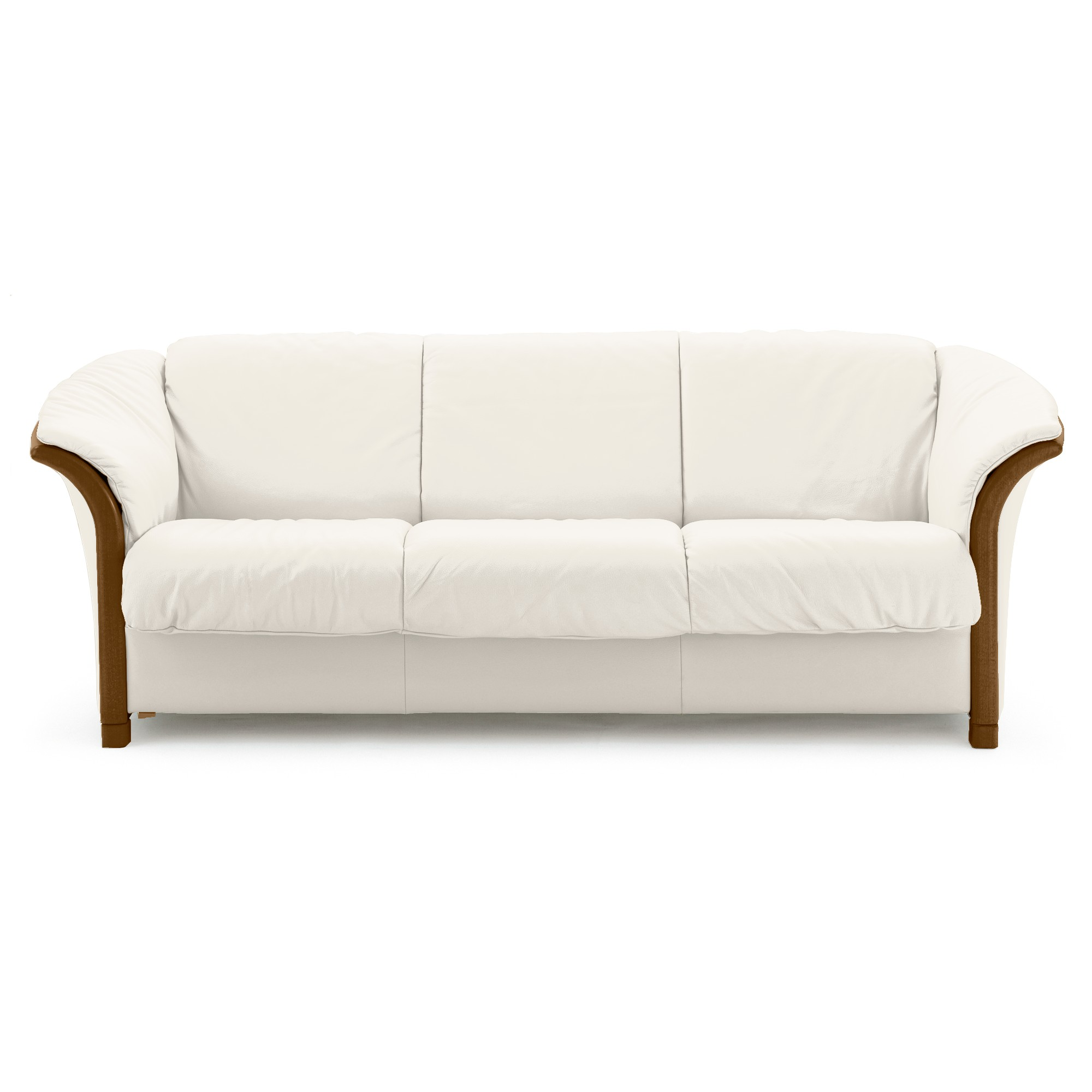 Manhattan Leather Sofa By Ekornes