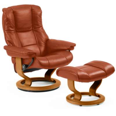 Picture for Stressless Mayfair Chair Medium with Classic Base by Ekornes