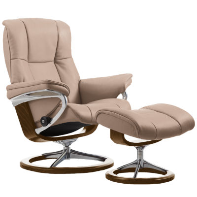 Picture of Stressless Mayfair Chair Medium with Signature Base by Ekornes