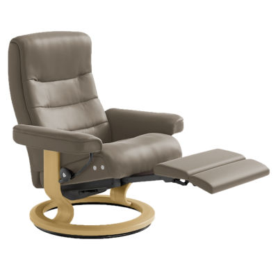 Picture of Stressless Nordic Chair Medium with LegComfort Base by Ekornes