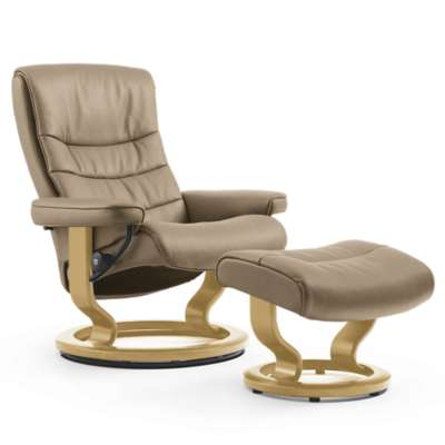 Picture for Stressless Nordic Chair Small with Classic Base by Ekornes