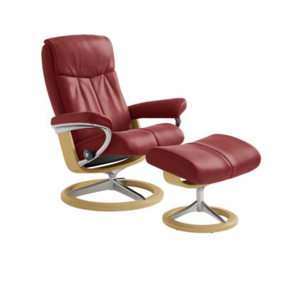 Picture for Stressless Peace Chair Large with Signature Base by Ekornes