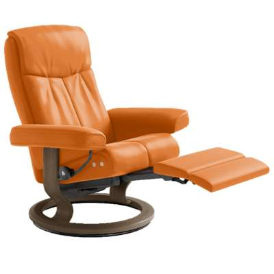 Picture for Stressless Peace Chair Medium with LegComfort Base by Ekornes