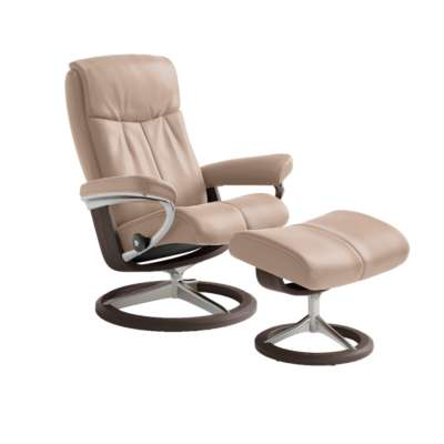 Picture for Stressless Peace Chair Medium with Signature Base by Ekornes