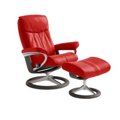 Picture for Stressless Peace Chair Small with Signature Base by Ekornes