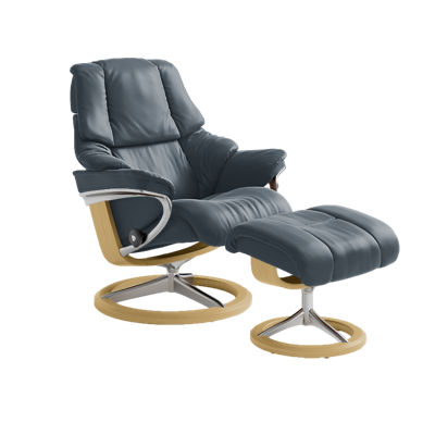 Picture of Stressless Reno Chair Medium with Signature Base by Ekornes