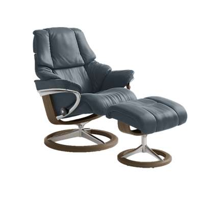Picture for Stressless Reno Chair Medium with Signature Base by Ekornes