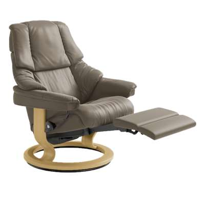 Picture for Stressless Reno Chair Medium with LegComfort Base by Ekornes