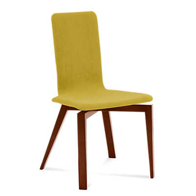 Picture of Stretch Upholstered Dining Chair by Saloom