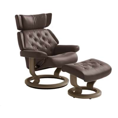 Picture for Stressless Skyline Chair Medium with Classic Base by Ekornes