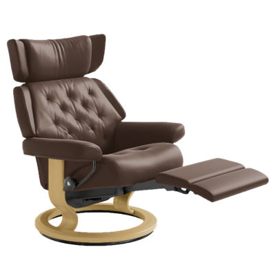 Picture of Stressless Skyline Chair Medium with LegComfort Base by Ekornes