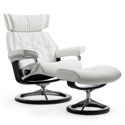 Picture of Stressless Skyline Chair Small with Signature Base by Ekornes