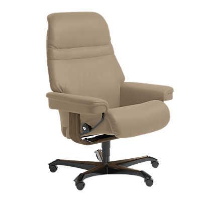 Ekornes Stressless Sunrise Office Chair Smartfurniture