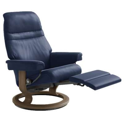 Picture for Stressless Sunrise Chair Medium with LegComfort Base by Ekornes