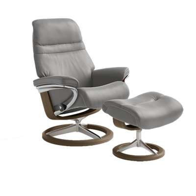 Picture for Stressless Sunrise Chair Small with Signature Base by Ekornes