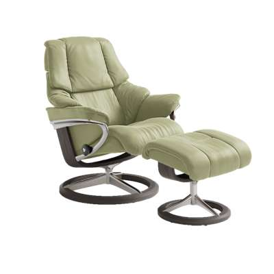 Picture for Stressless Reno Chair Small with Signature Base by Ekornes