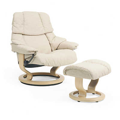 Picture of Stressless Reno Chair, Large in Fabric by Ekornes