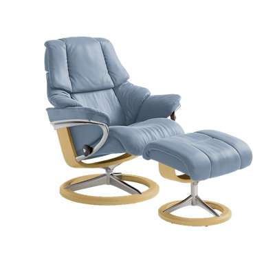 Picture for Stressless Reno Chair Large with Signature Base by Ekornes