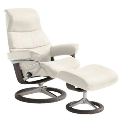 Picture for Stressless View Chair Medium with Signature Base by Ekornes
