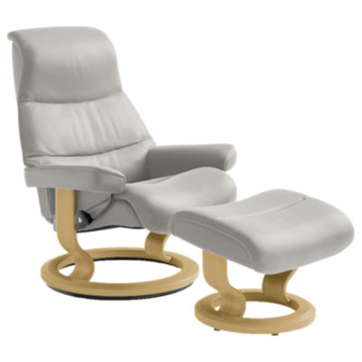 Picture of Stressless View Chair Large with Classic Base by Ekornes