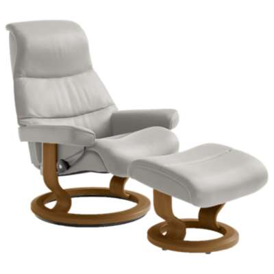 Picture for Stressless View Chair Large with Classic Base by Ekornes