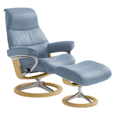 Picture of Stressless View Chair Large with Signature Base by Ekornes